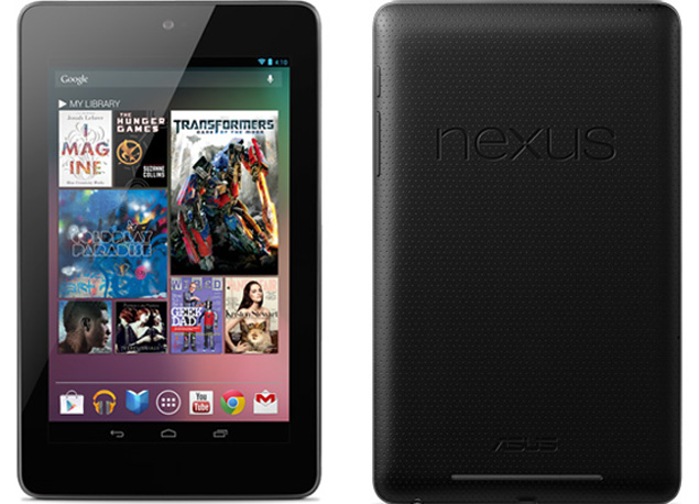 Asus launches 32GB 3G and Wi-Fi variants of Nexus 7 in India