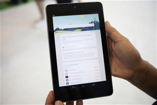 Google, Samsung partner to produce Nexus 10 tablet: Report