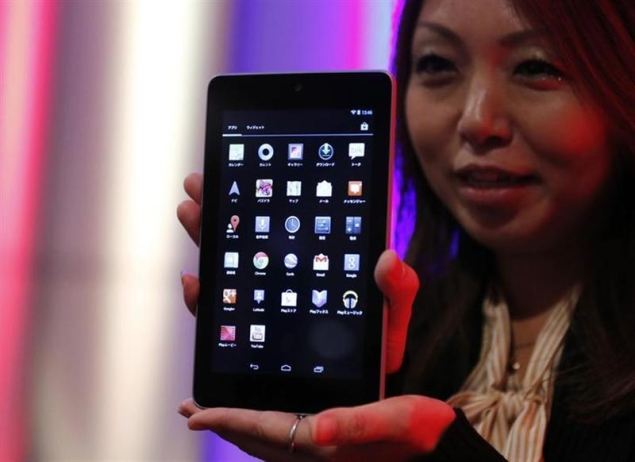 70 million Android tablets activated during last year, 1 million apps on Play Store: Google