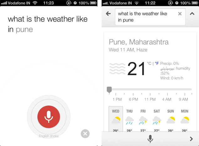 Google updates iOS Search app with enhanced voice capabilities: Hands-on