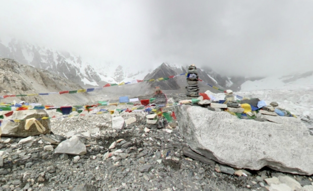 Google Maps adds view from Mt. Everest, other peaks