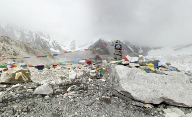 Mount Everest base camp gets 4G LTE connectivity