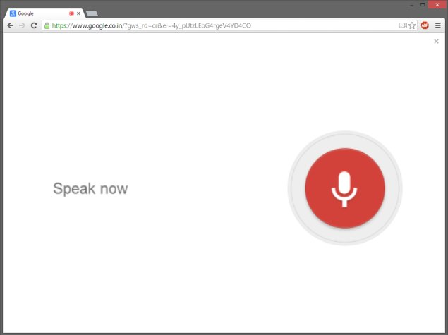 Google Chrome bug allegedly allows attackers to eavesdrop and record your voice