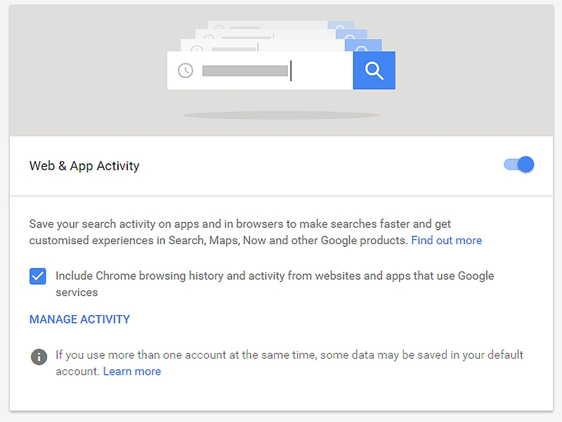 Google S My Activity Page Is A Scary Reminder That Google Knows Everything About You Ndtv Gadgets 360
