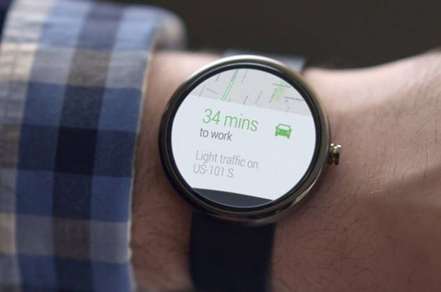 Google unveils Android Wear project; LG, Motorola to make first smartwatches