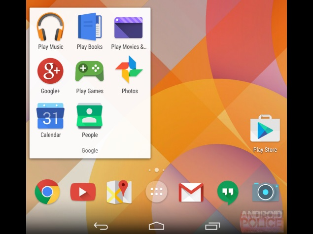 Google's Android app icons to reportedly get a 'Moonshine' makeover
