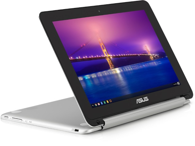 Asus Chromebook Flip, Low-Cost Haier and Hisense Chromebooks Announced