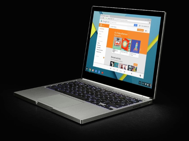 Google Chromebook Pixel 2015 With 12.85-Inch Display, USB-C Ports Launched