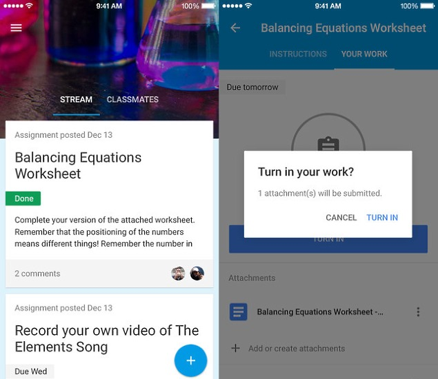 Google Launches Classroom App for Android and iOS