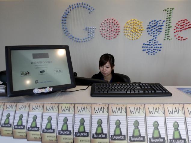 China Disrupts Google Services Ahead of Tiananmen Anniversary: Watchdog