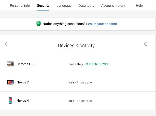 Google Unveils Devices and Activity Dashboard for Comprehensive Tracking