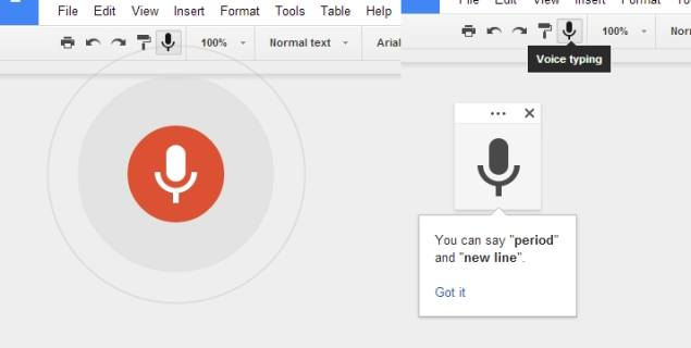 Google Drive for desktop allegedly getting voice-to-text dictation soon