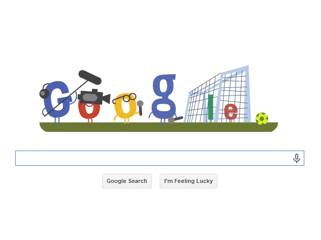 Google's Honduras vs Ecuador Doodle Puts Football Back in Focus