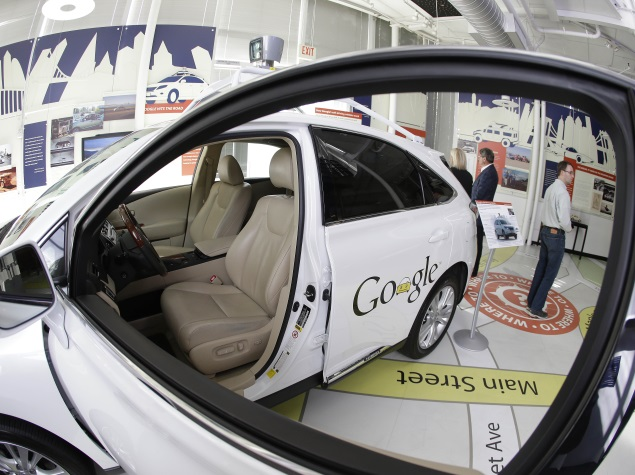 Self-Driving Cars Hold Key to Future Highway: Google's Kurzweil