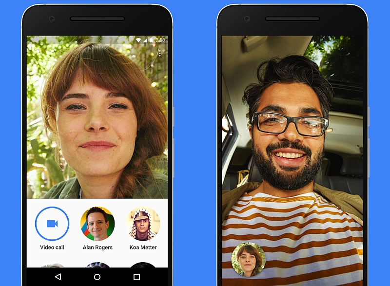 Google Duo Is Fast, Simple, and Out Now
