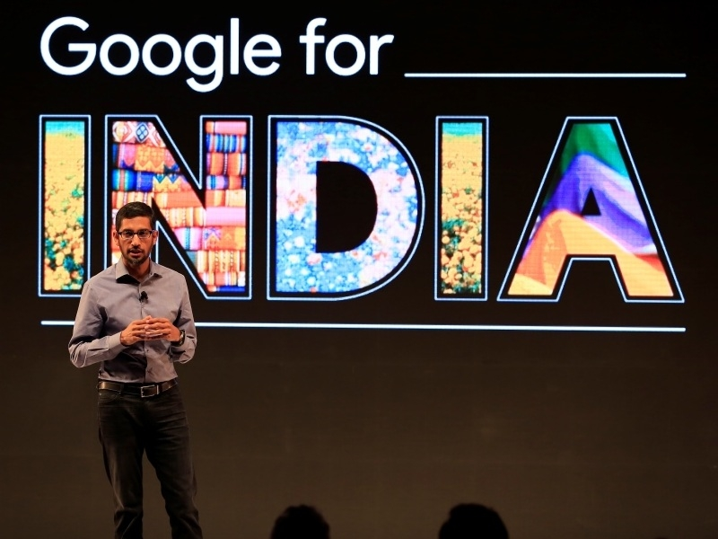Sundar Pichai Says Mumbai Central to Get Free Wi-Fi by January; 100 Stations by 2016-End