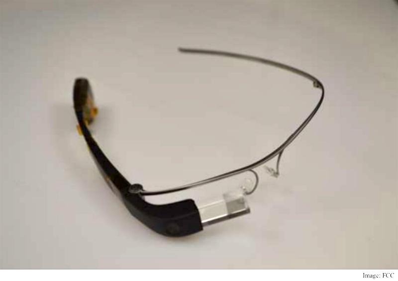 Google Glass 2.0 Spotted in Images at US FCC