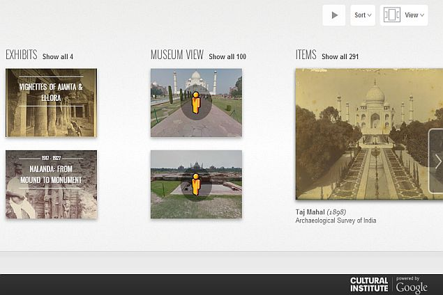 Google Brings Imagery From 76 New Indian Heritage Sites Online
