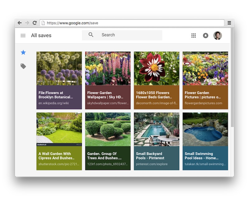 Google Search Now Lets You Easily Save, Sort Images on Desktop