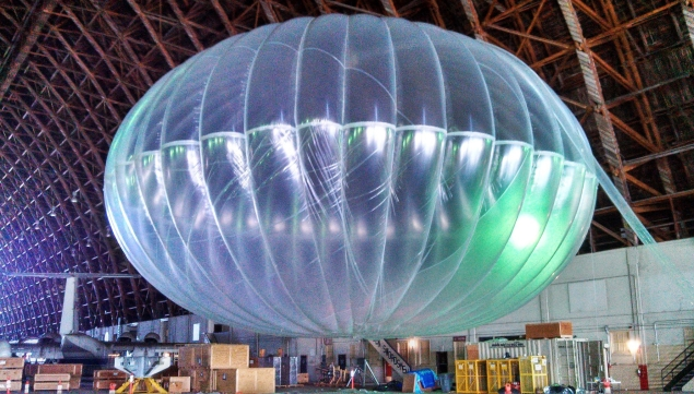 Project Loon: 7 things to know about Google's Internet-beaming balloons
