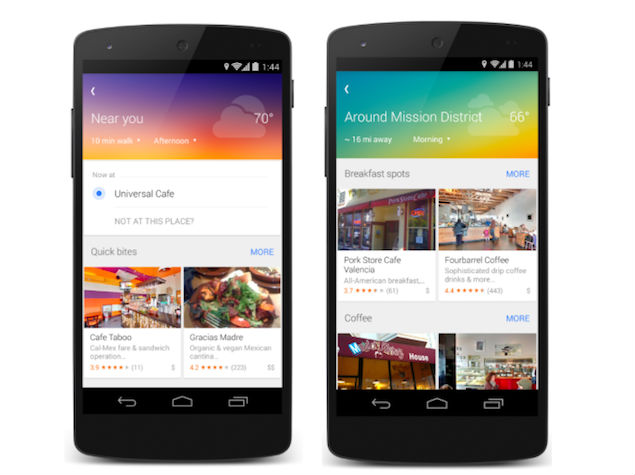 Google Maps Gets Foursquare-Like Functionality With 'Explore' Button