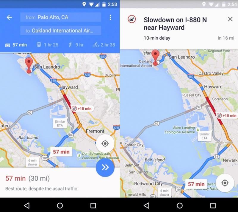 Google Maps Home Address Wrong