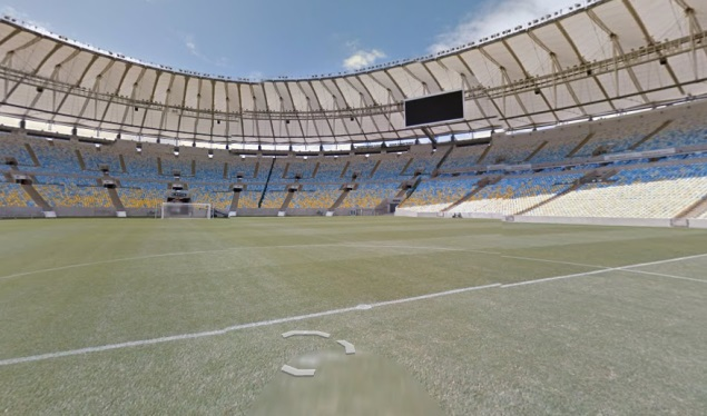 Google Adds Brazil World Cup Football Stadiums to Street View