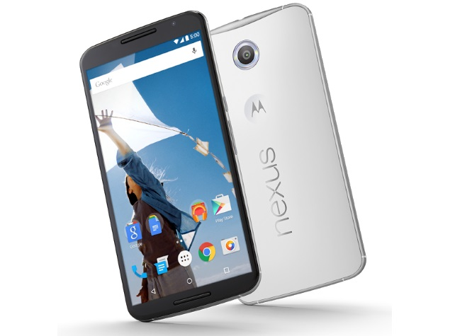 Apple Killed the Google Nexus 6 Fingerprint Scanner: Former Motorola CEO