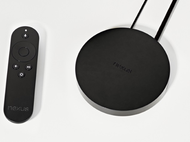 Google Nexus Player Is the First Android TV Device