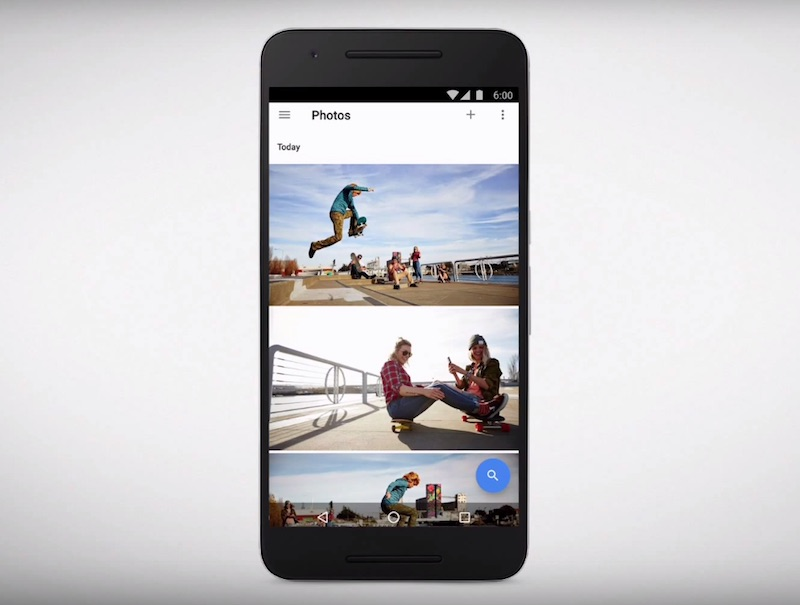 Google Photos Gets Chromecast Support; New Sharing and Labelling Features