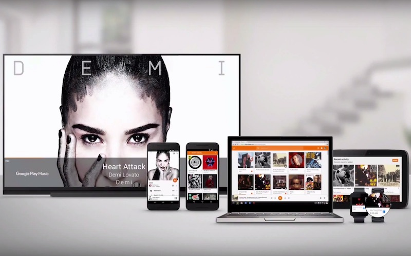 Google Play Music All Access Subscription Gets $15 Family Plan
