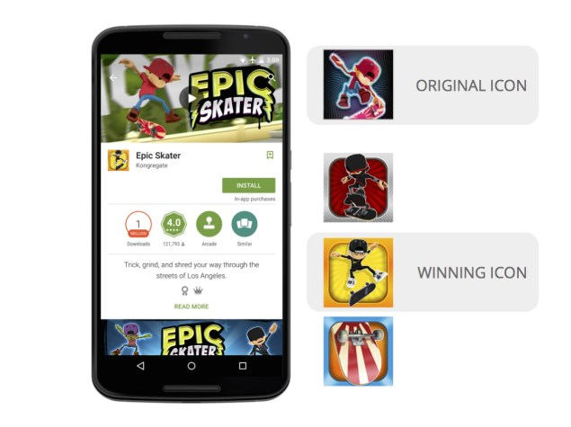 Google Announces A/B Testing for Play Store Listings; Improved Developer Pages