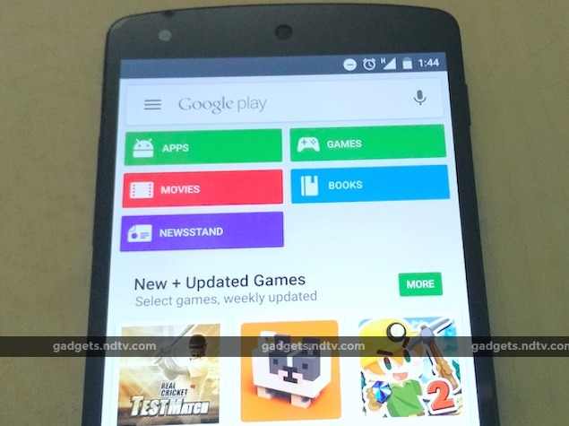 Google Follows Apple Lead, Paid Apps on Play Store Now Start at Rs. 10
