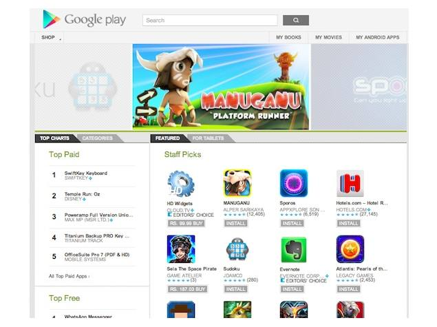 Google Play on the Verge of a Serious Security Breach: Study