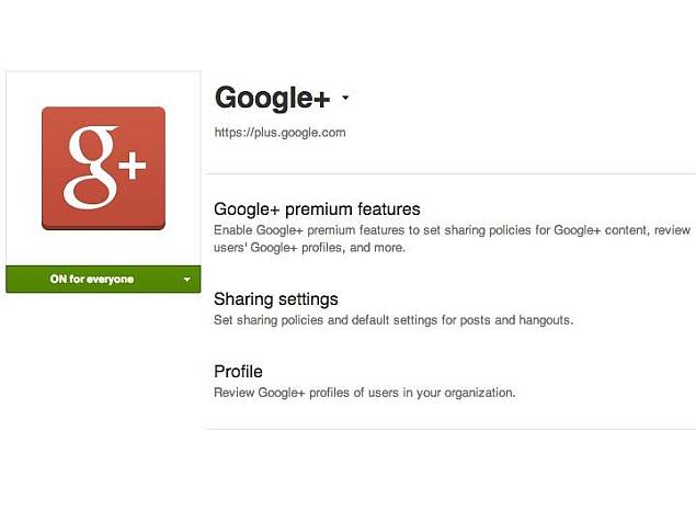 Google+ Premium Features Made Available to All Google Apps Users