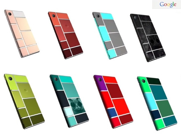 Google Details New Chipsets for Project Ara Including Nvidia Tegra K1