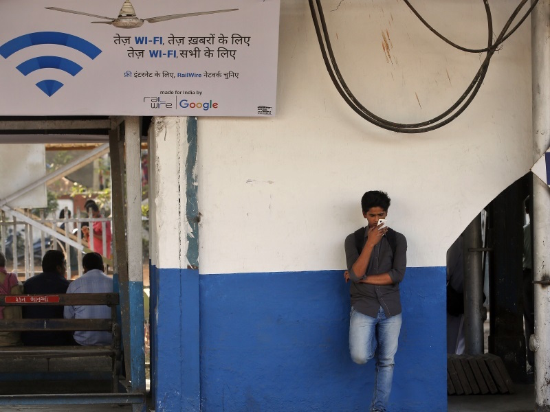 Google, RailTel Launch Free Wi-Fi Service at 9 More Railway Stations
