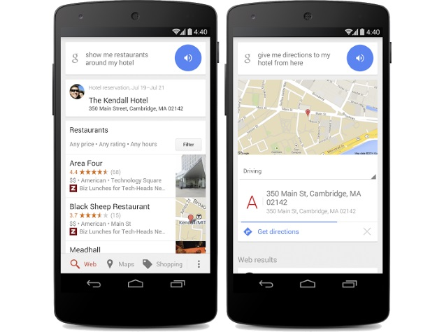 Google Search Can Now Check Hotel Bookings to Provide Local Suggestions