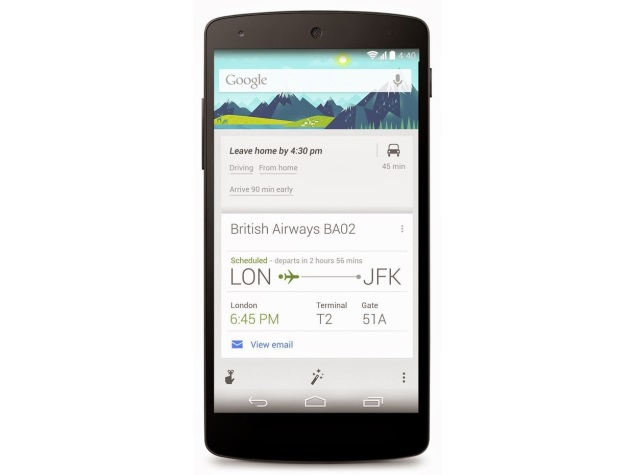 Google updates Newsstand, Now and Search apps for Android with new features