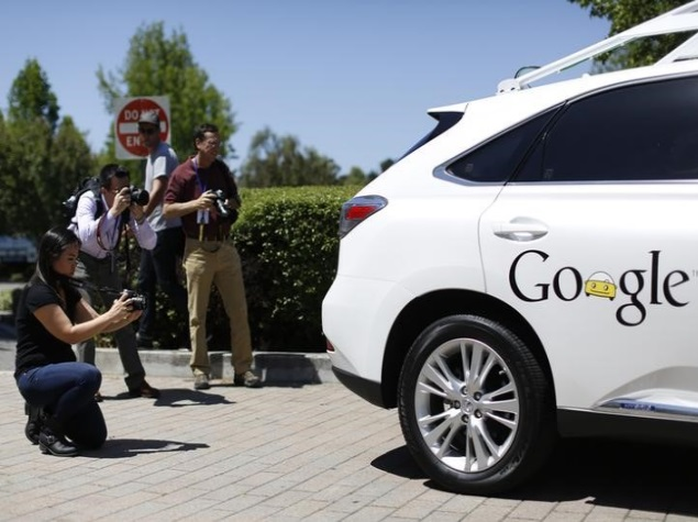 Google Begins Testing Self-Driving Prototype Cars in Austin, Texas