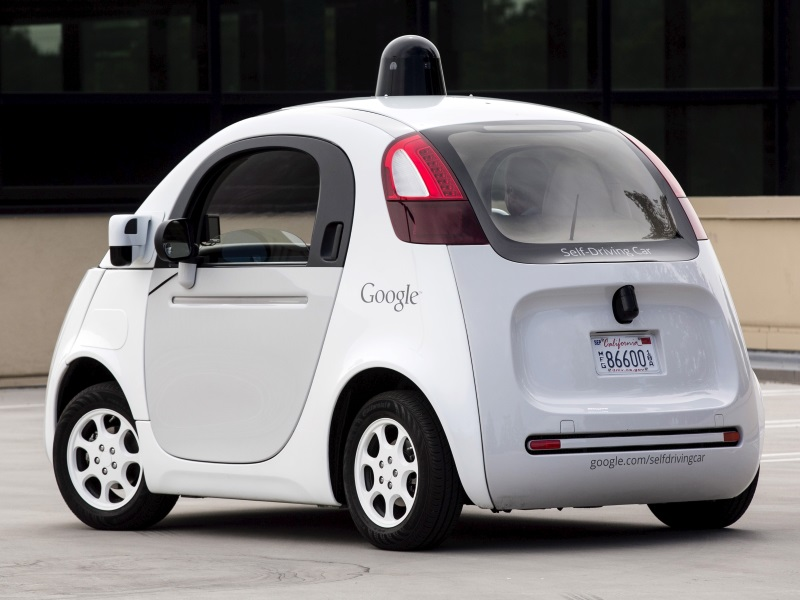 In the Rearview Mirror: Car Designer Warns on Google Game Changer