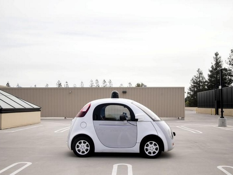 Google to Urge US Congress to Help Get Self-Driving Cars on Roads
