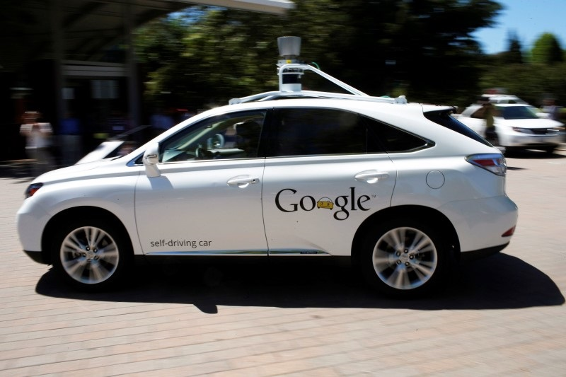 Google Says US Guidance Crucial to Development of Self-Driving Cars