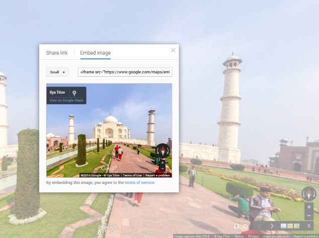 You Can Now Embed Street View and Photo Sphere Images From ...