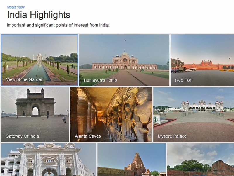 Google Street View Denied Permission in India by Home Ministry