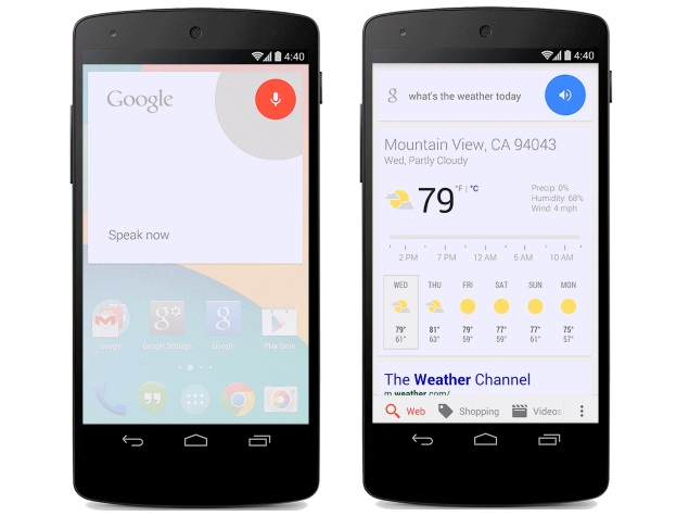 Google Search for Android Updated to Add Multilingual Voice Search