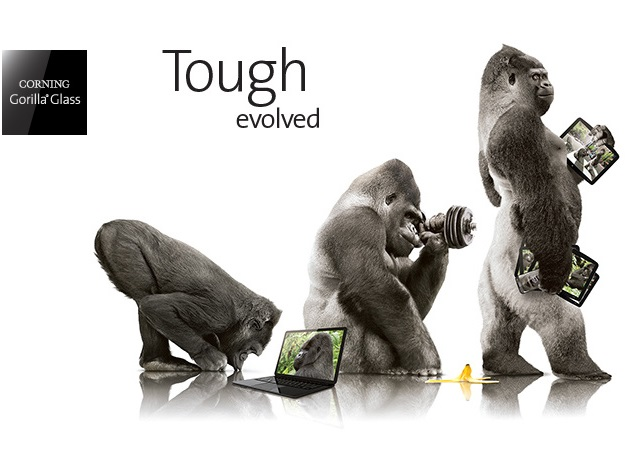 Gorilla Glass cheaper and stronger than sapphire claims Corning executive