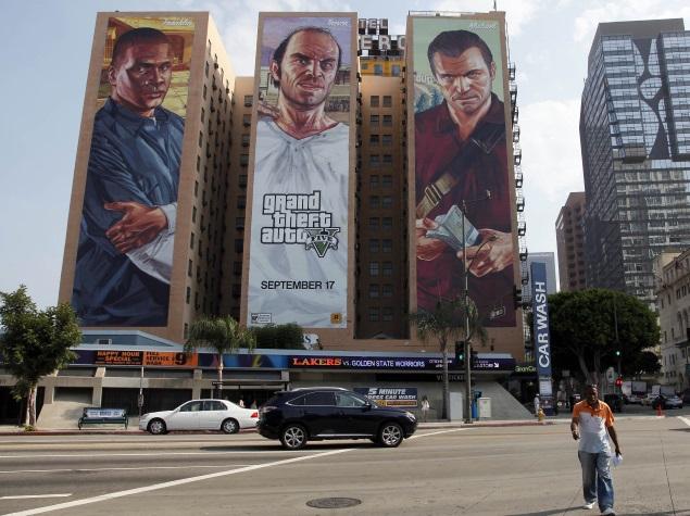 Grand Theft Auto Publisher Take-Two Ups Full-Year Profit Forecast