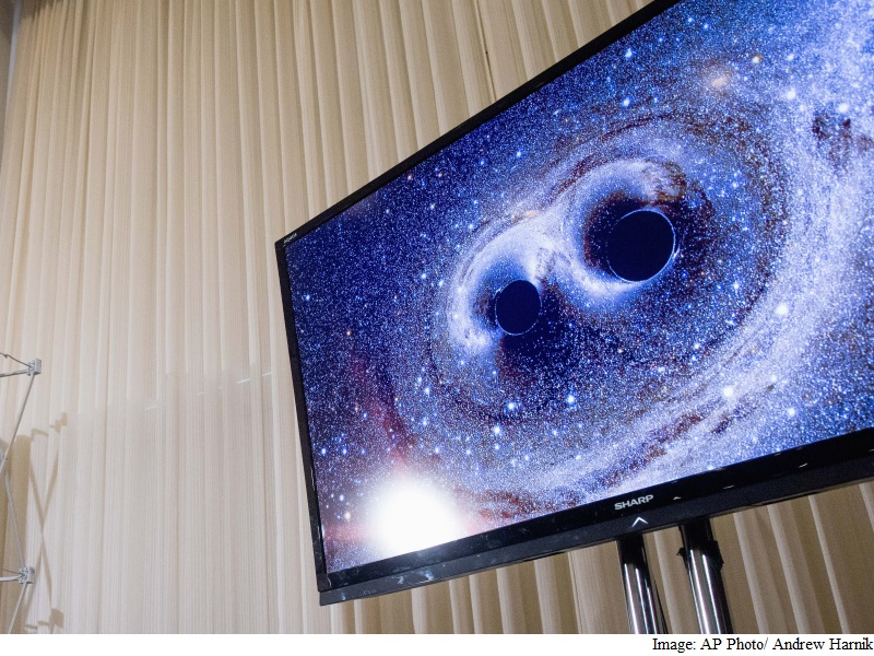 China Launches Gravitational Waves Research Project