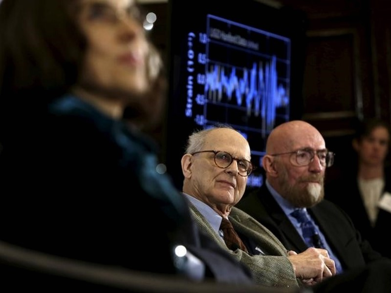 Scientists Win $3 Million for Detecting Einstein's Waves